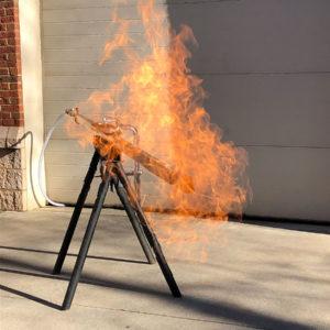 Custom Burner_Coal Burner Pilot 1